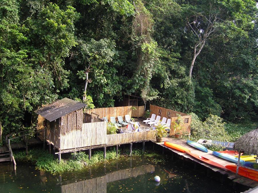 Reserva Ecologica De Nanciyaga Catemaco Veracruz Junto a La Laguna