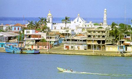 Puerto Pesquero De Alvarado
