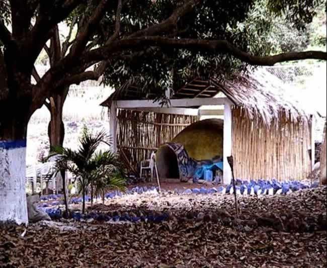 Baño De Temazcal - Instalaciones En Chicuasen - Actopan