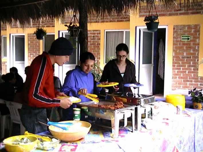 Comedor - Instalaciones En Chicuasen - Actopan