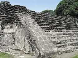 Zona Arquelógica De Cempoala Veracruz