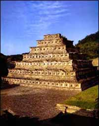 Zona Arqueológica del Tajín Papantla Veracruz
