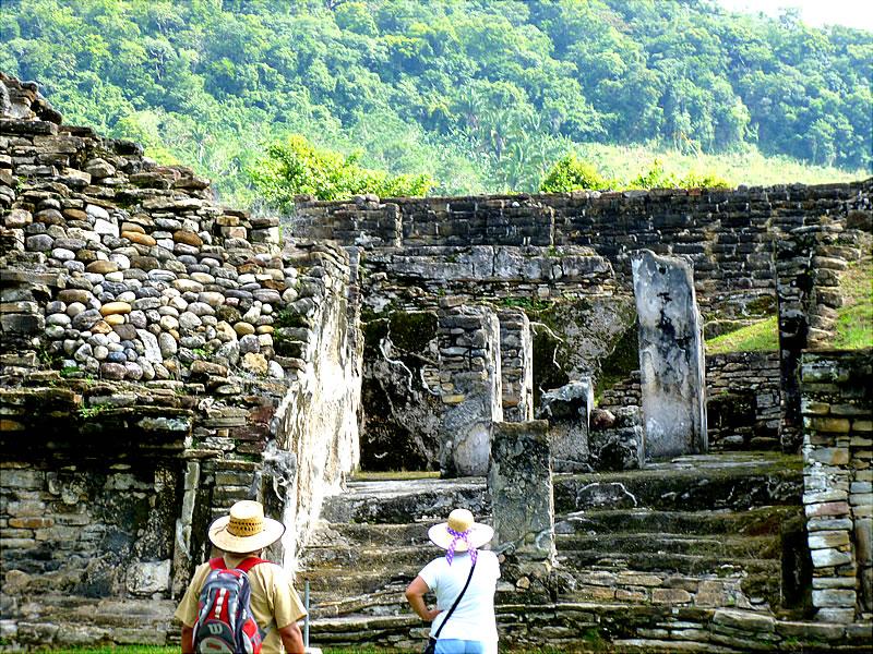 Zona Arqueológica de El Tajín Veracruz